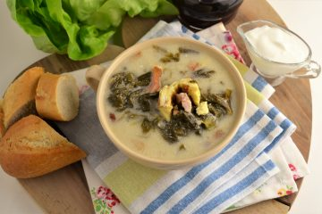 supa de salta verde