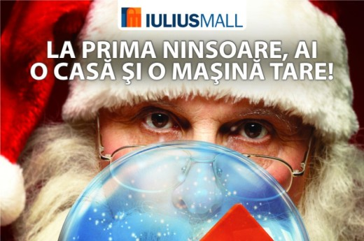 Craciun la Iulius Mall