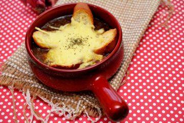 Supa frantuzeasca de ceapa