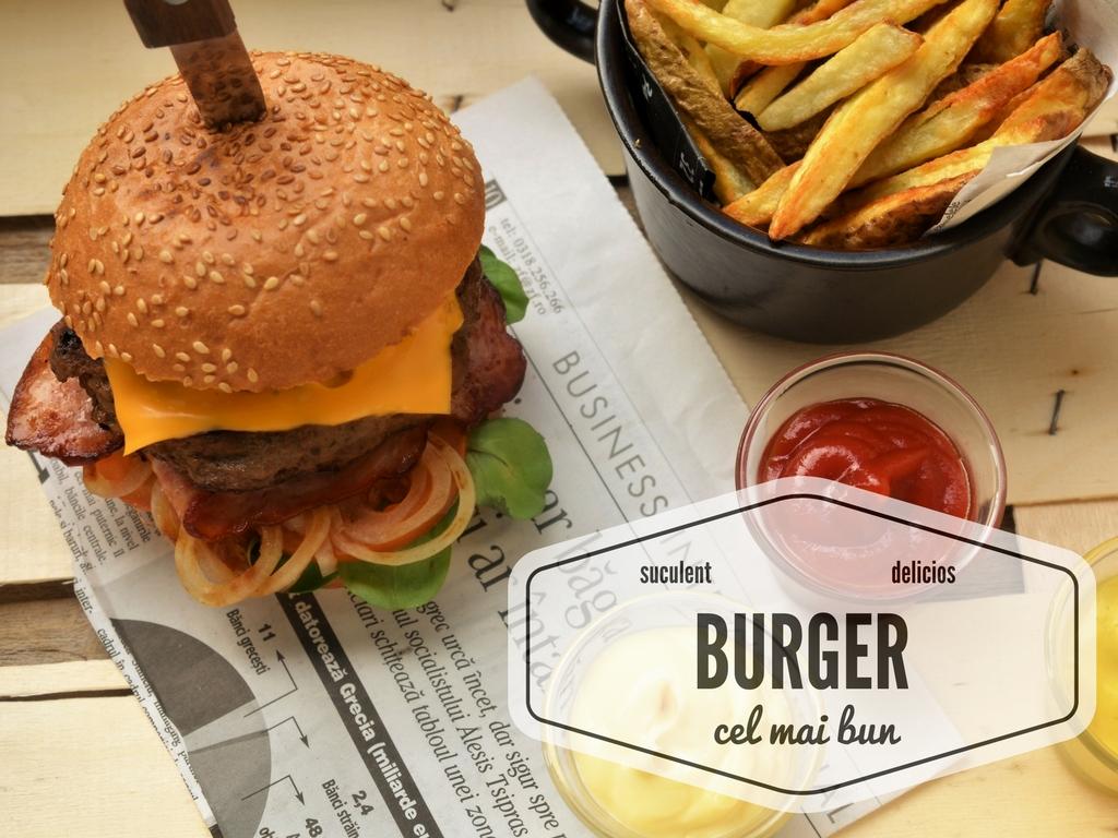 reteta de burger