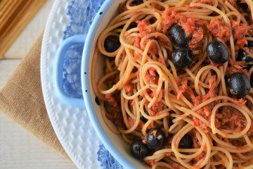 spaghetti cu ton