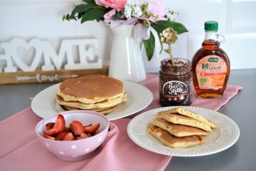 pancakes rapide