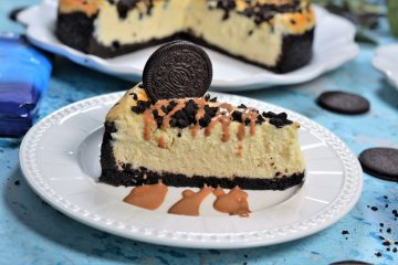 new york cheesecake cu oreo