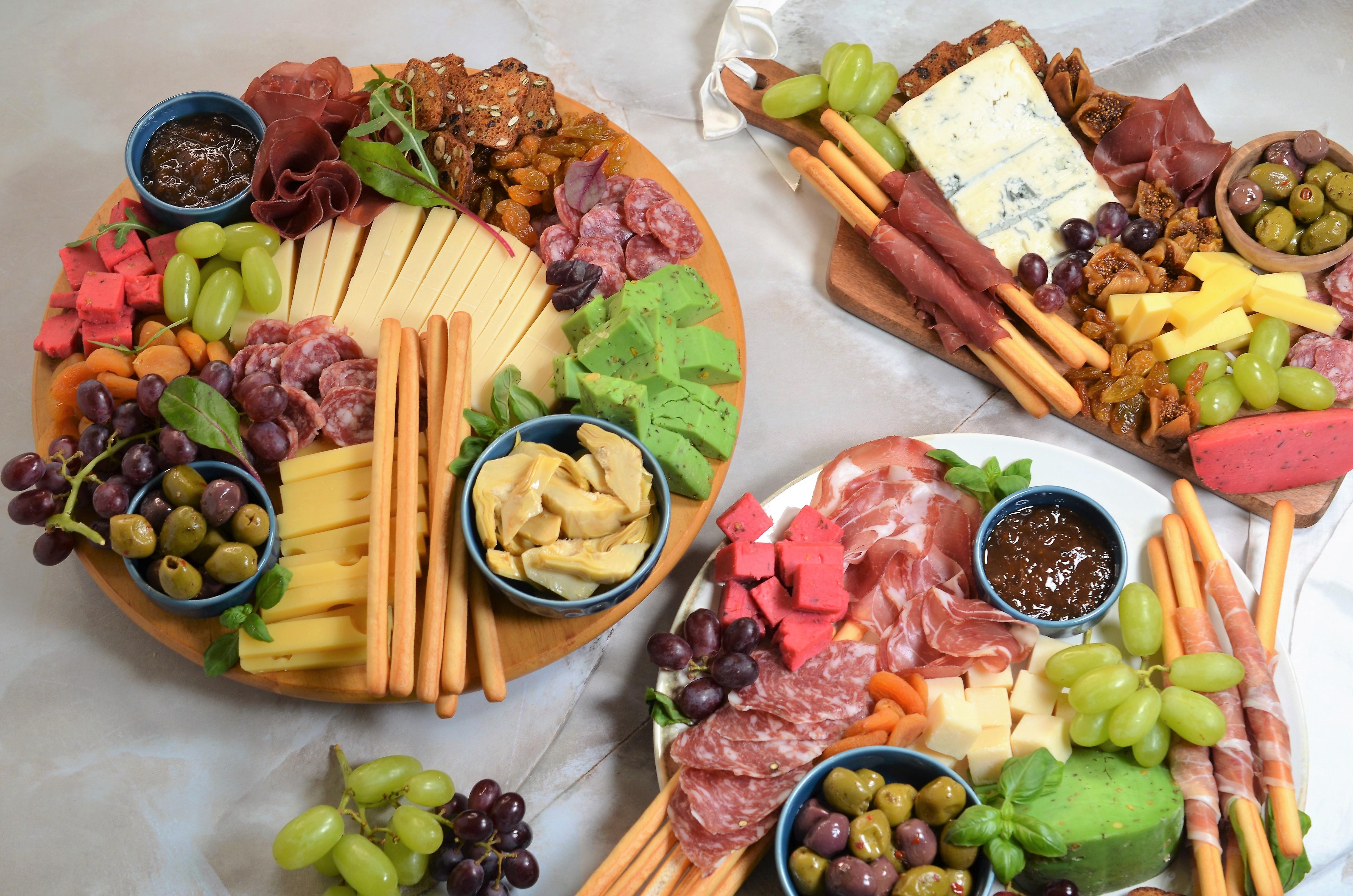 Platouri aperitiv | Charcuterie board