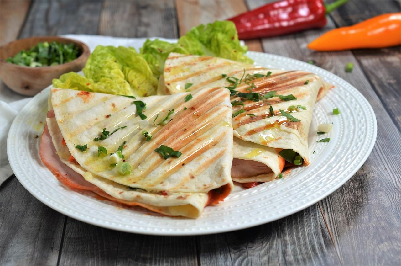 tortilla pentru mic dejun