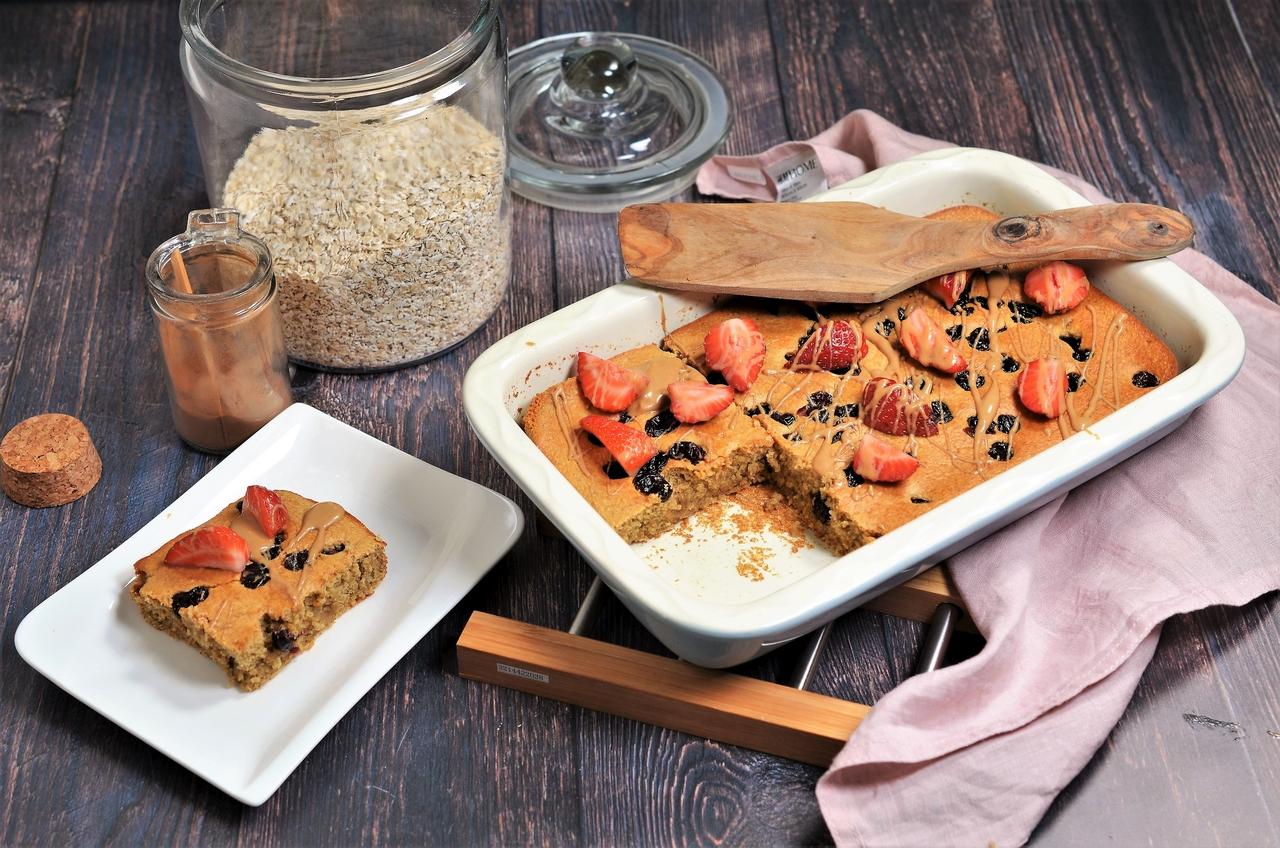 Baked oats – ovaz copt