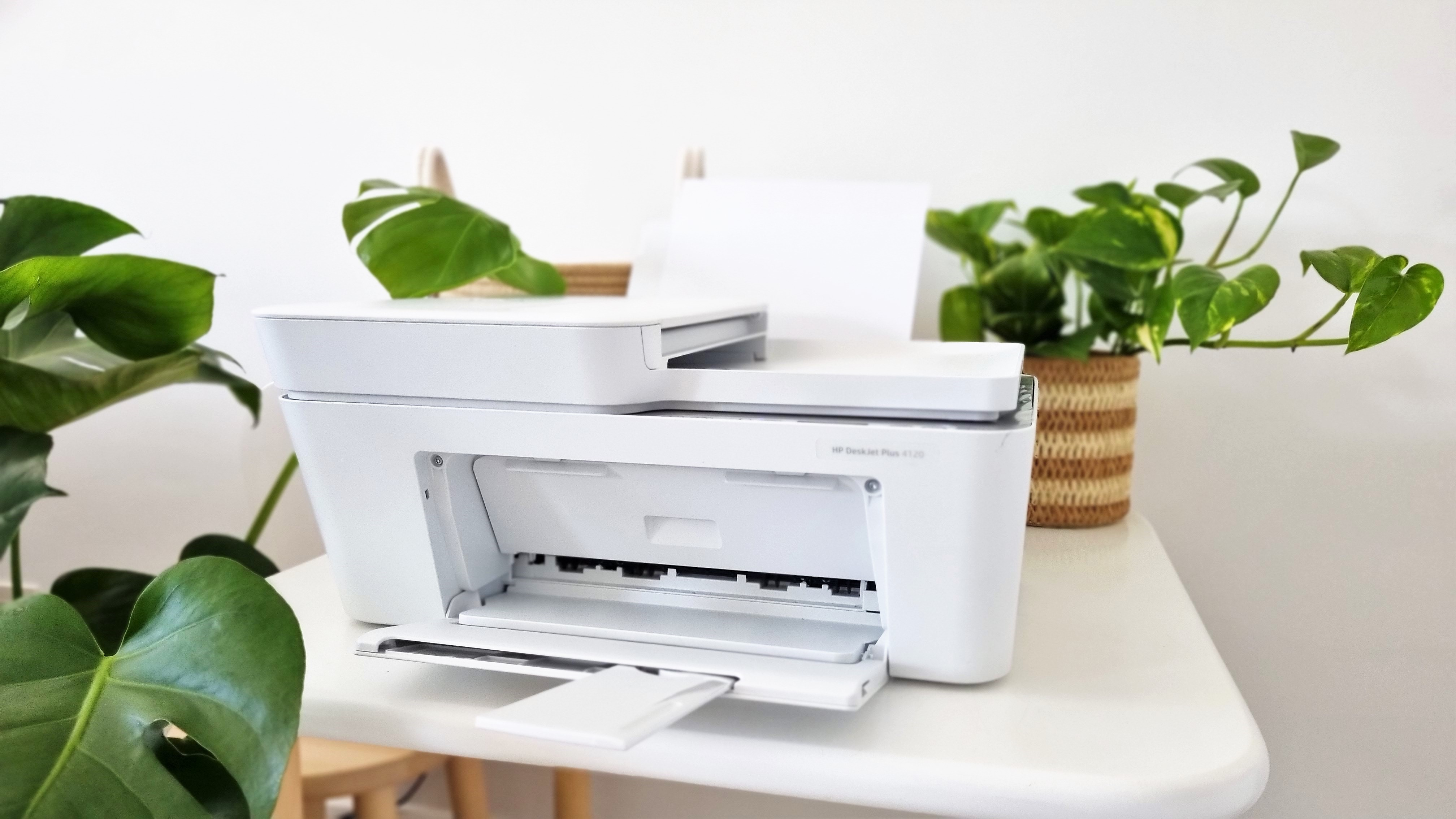 imprimanta hp abonament instant ink
